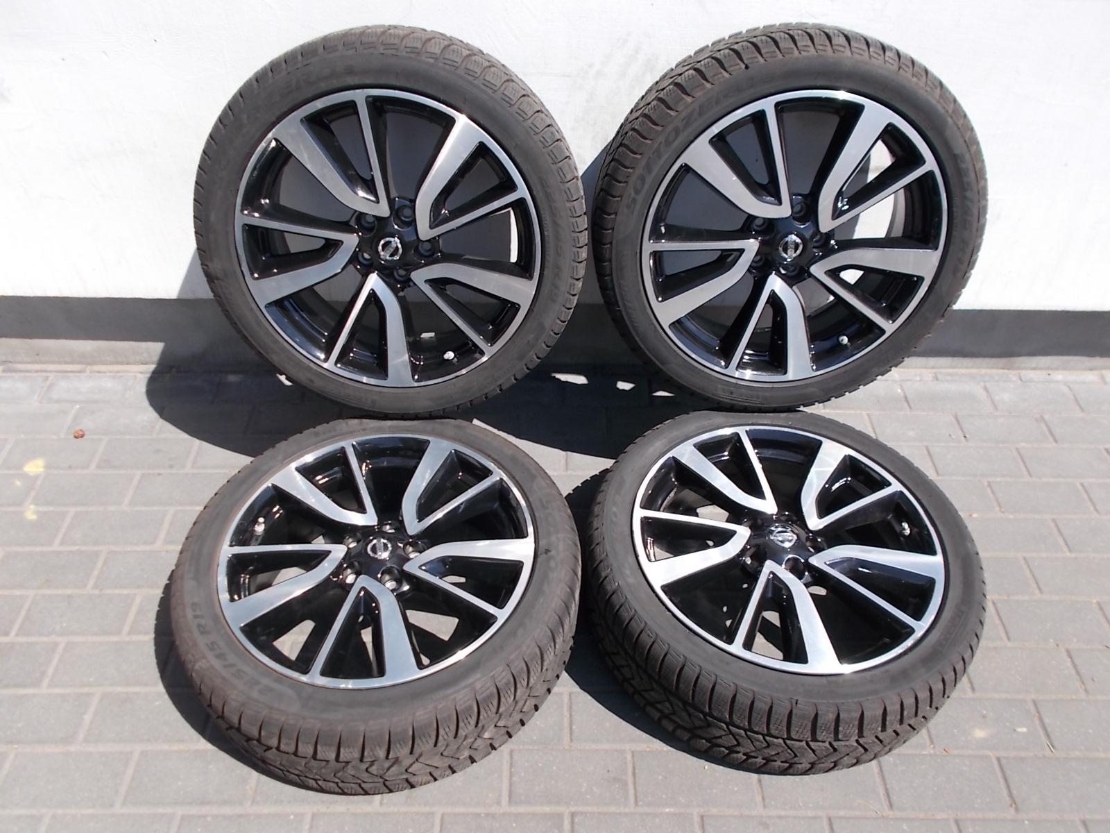 Felgi Aluminiowe Nissan Qashqai 19