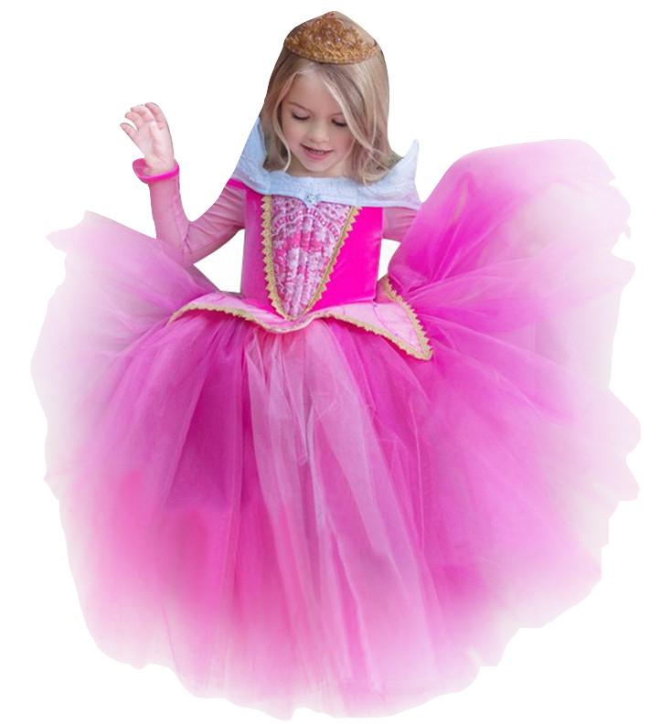 407c5b3336 Suknia sukienka bal Królewna Księżniczka r.122 128 - 7410996724 ...