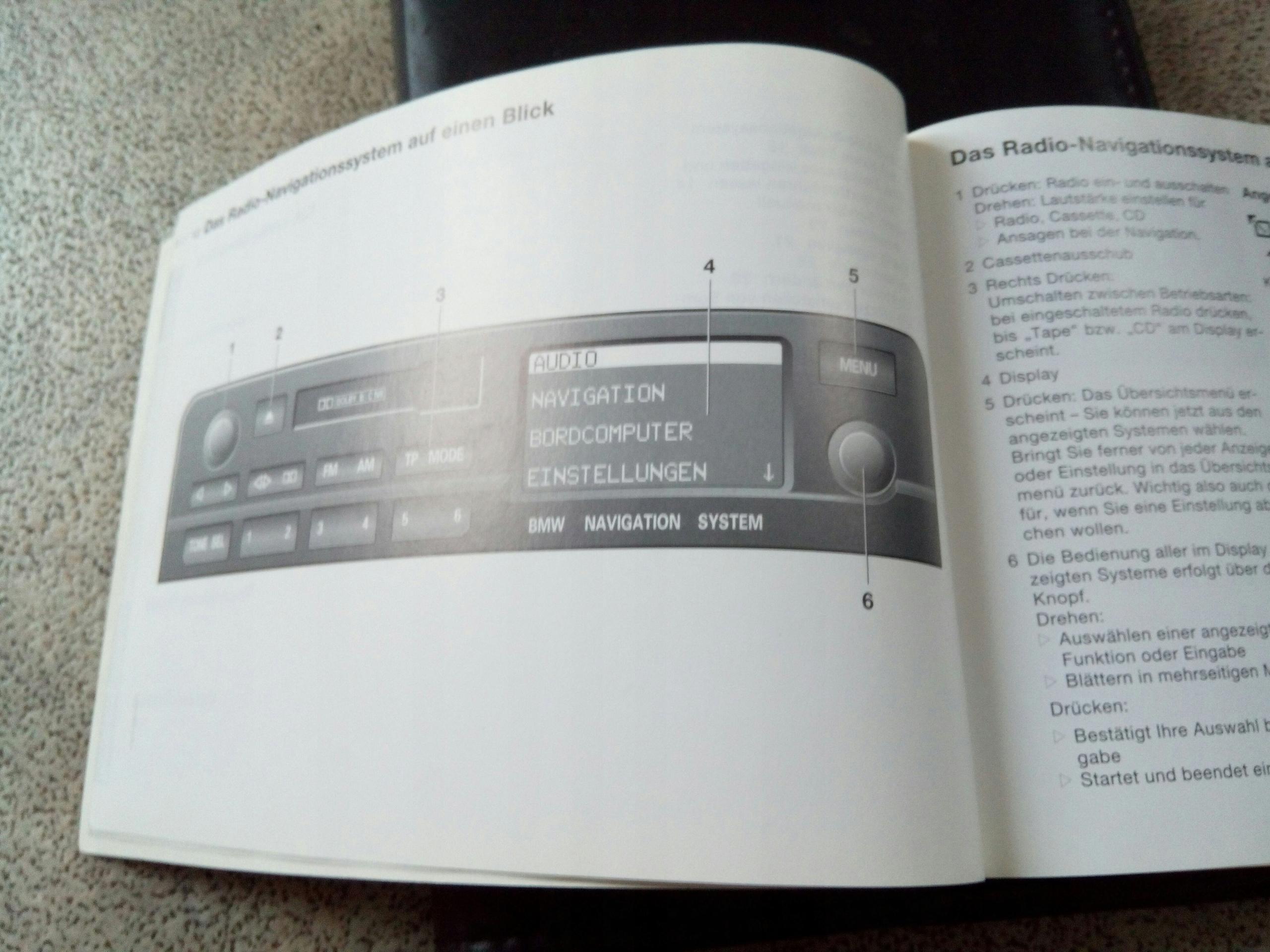 Rarytas Instrukcja Obsługi Małej Nawigacji Bmw E46 7672933600