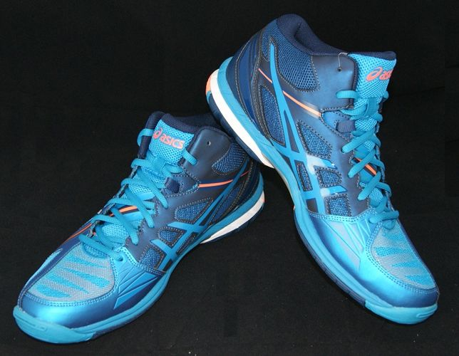 Buty Asics Gel-Volley Elite 3 MT B501N 4301 44 - 7078345814 ... 5c603a31cd