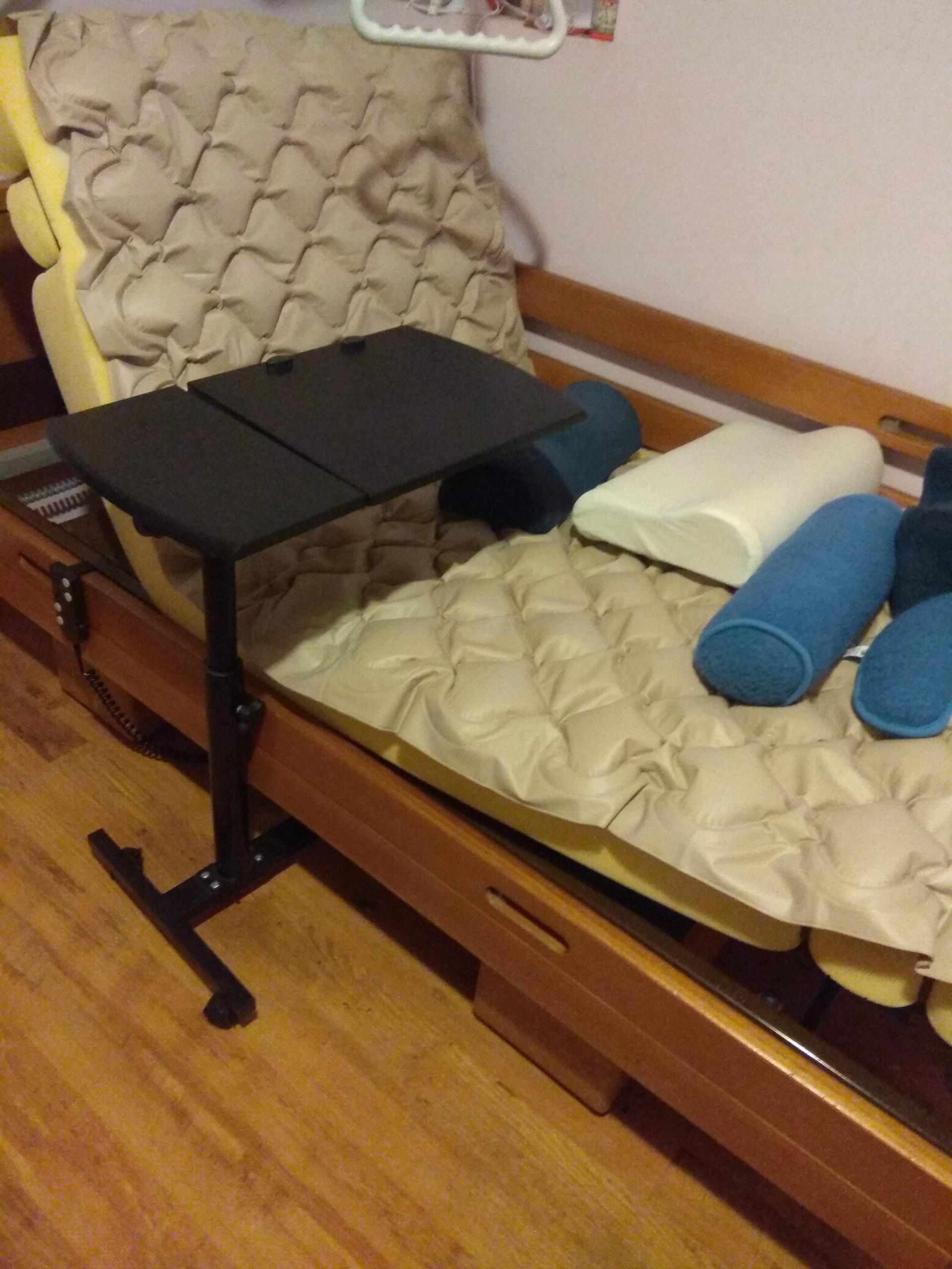 łóżko Rehabilitacyjne Sterowane Pilotem 7728184057