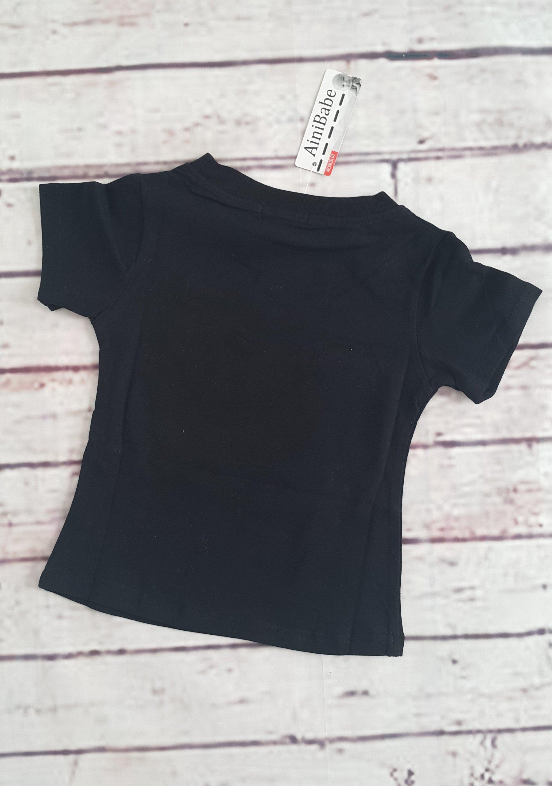 W superbly Koszulka T-Shirt I'm 3 urodziny Mam 3 latka - 7604664024 CF39