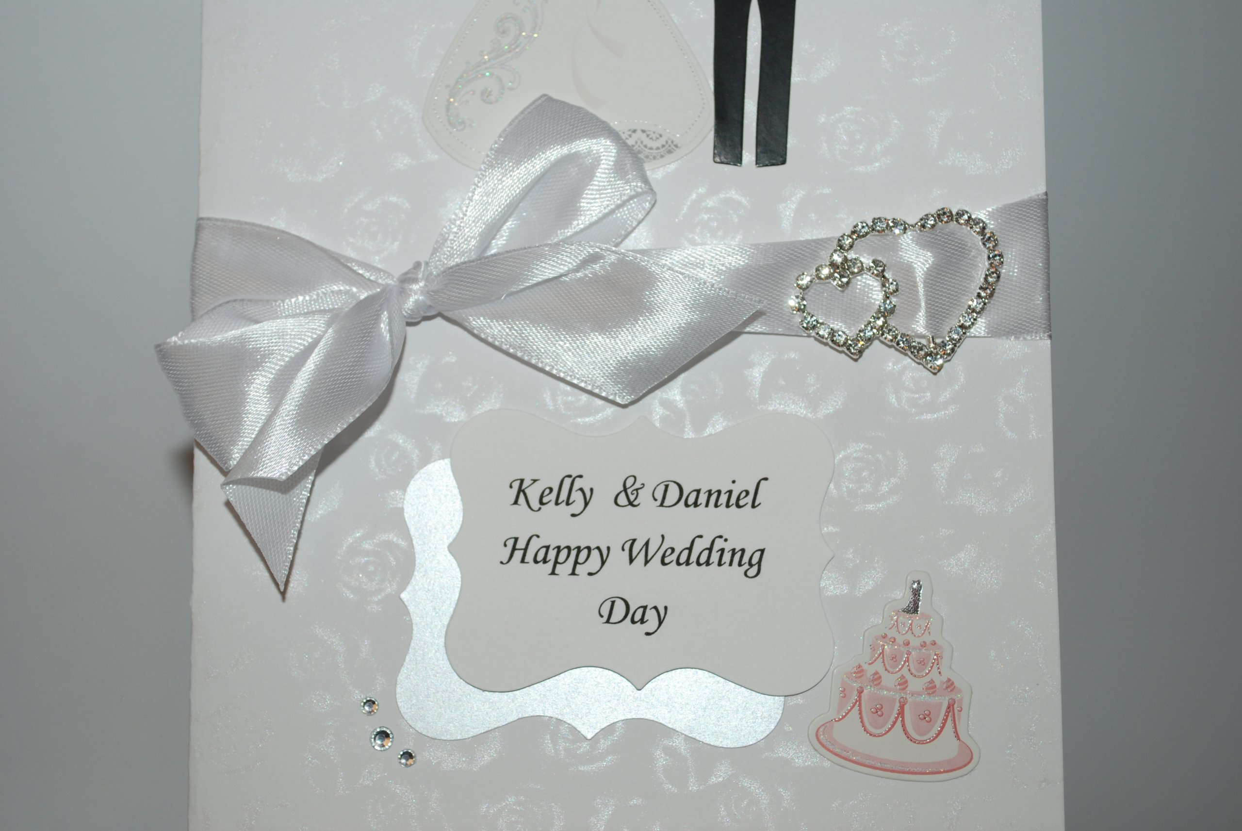 3d Kartka Kartki Na ślub ślubne Na Wesele W J Ang 6919844496