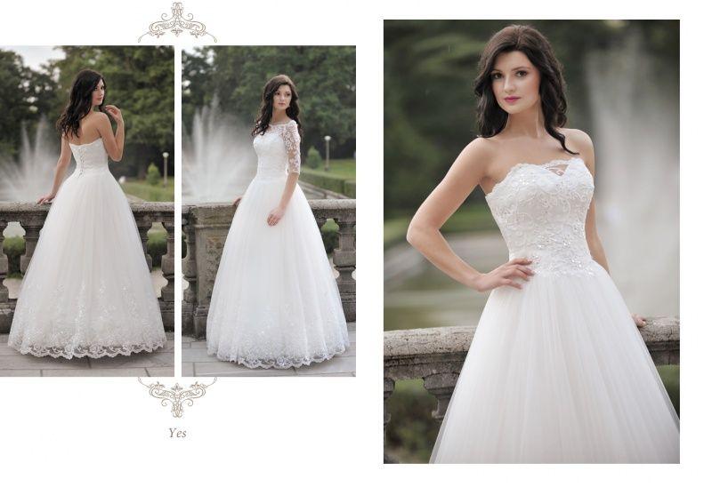 Suknia ślubna Afrodyta 7435134410 Oficjalne Archiwum Allegro