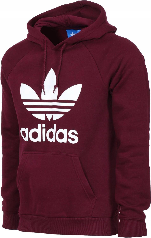 sportowa odzież sportowa unikalny design innowacyjny design Bluza Meska Adidas Originals Trefoil rXL BR4177 - 7705135519 ...