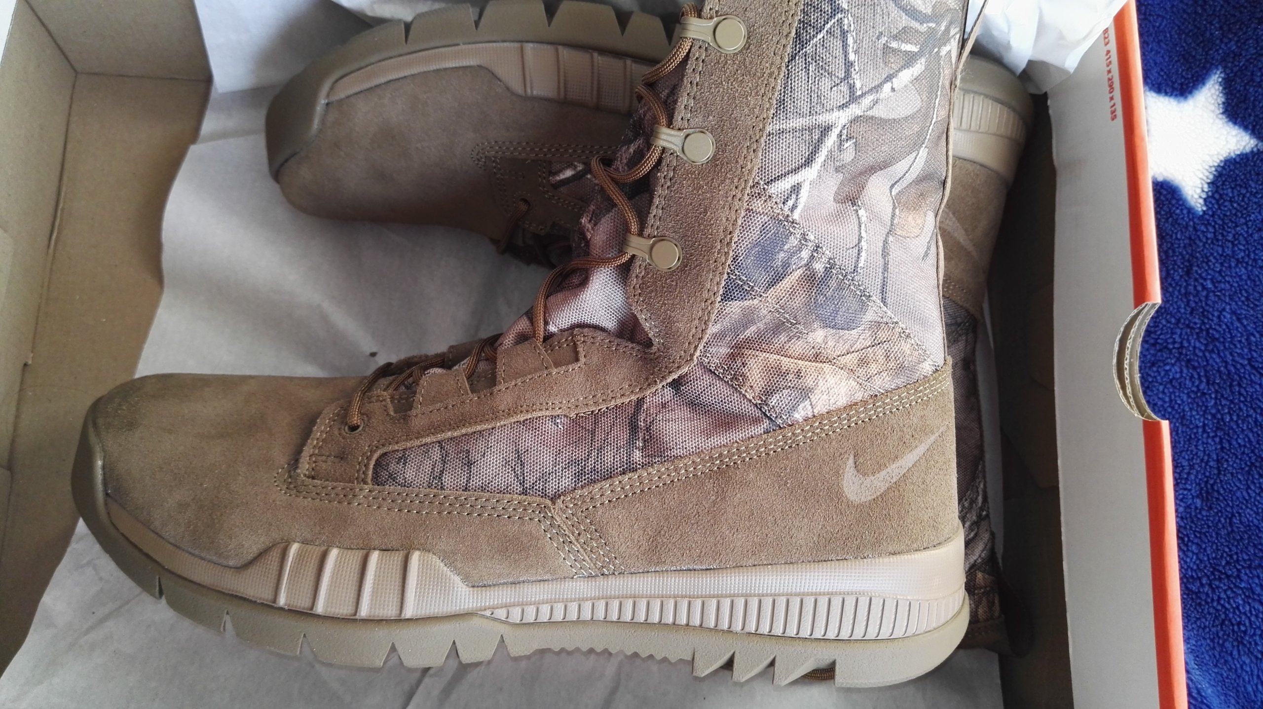 the best attitude f857c 85a51 Buty NIKE SFB Field 8quot Realtree 30 ...