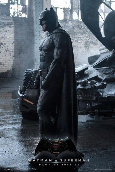 Batman v Superman Świt sprawiedliwości. Batman. -