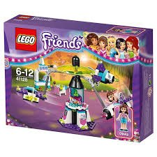 Lego Friends Karuzela W Parku Rozrywki 41128 7089876347