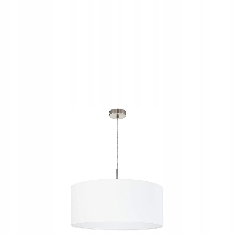 Oświetlenie Sufitowe Eglo 31575 Ae27 Lampa Biała