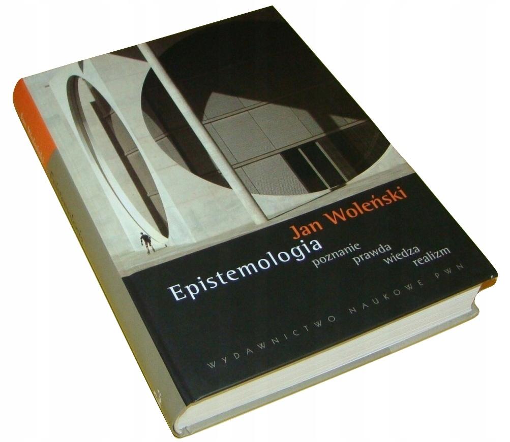 EPISTEMOLOGIA Jan Woleński /SRL