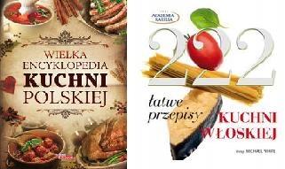 Wielka Encyklopedia Kuchni Polskiej 222 łatwe 7480678340