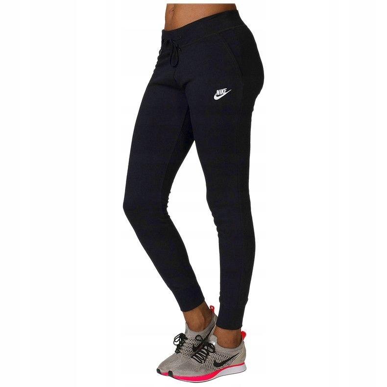 super tanie kolejna szansa kupuję teraz NIKE Slim Fit Spodnie Dresowe Damskie Sportowe XS ...