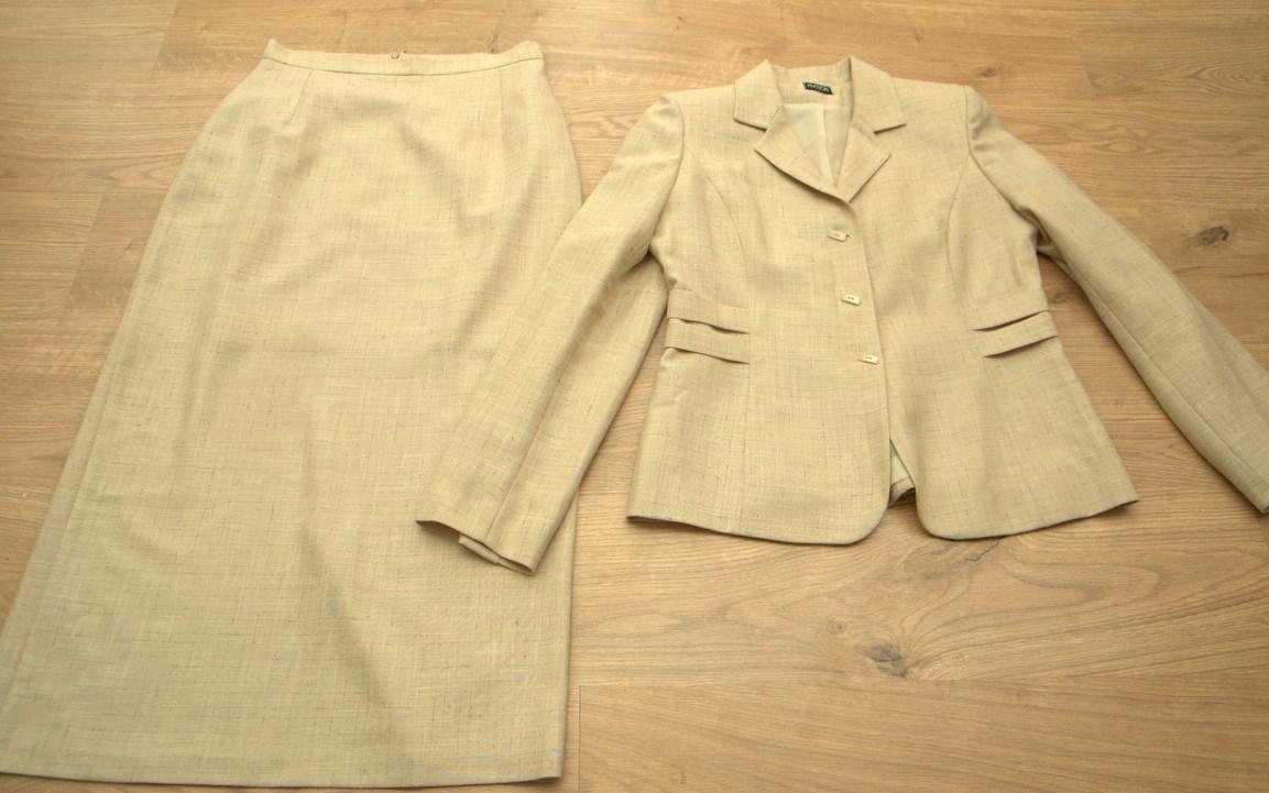 ef5e233c27 kostium damski garsonka spódnica Passion M 40 L - 7090459902 ...