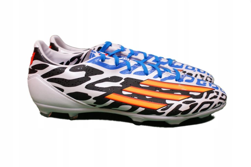 new product f3dba 55d26 Buty Adidas F30 FG Messi WC World Cup 44 Korki (7230475654)