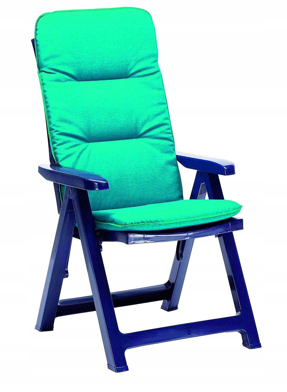 Krzesło Ogrodowe Składane Santiago Poduszka
