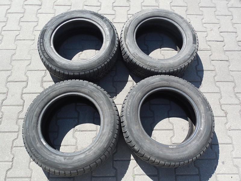 4 Opony Michelin Alpin 19565 R15 Zima Zimowe Wawa 7332518220