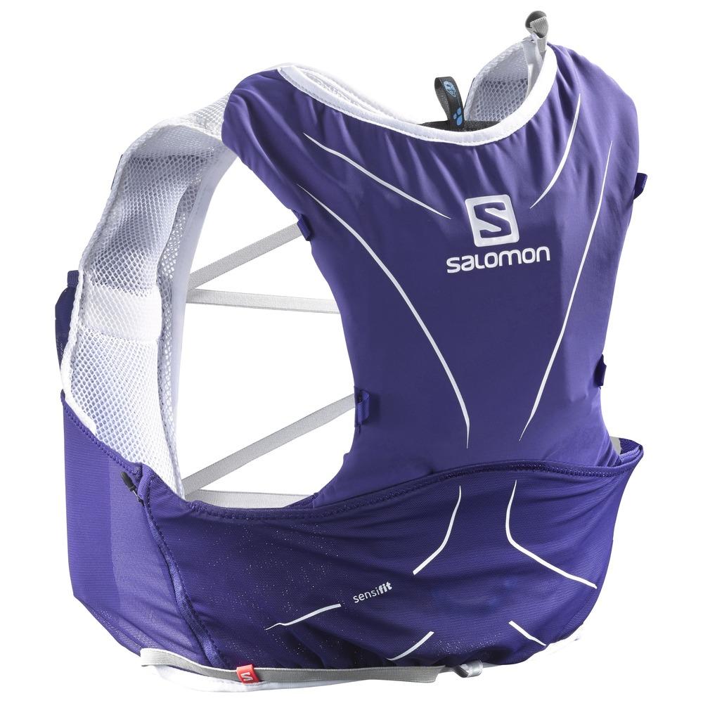 48f4eb1105b4e Plecak Salomon ADV Skin 5 Set Blue r. XS/S - 7247643709 - oficjalne ...