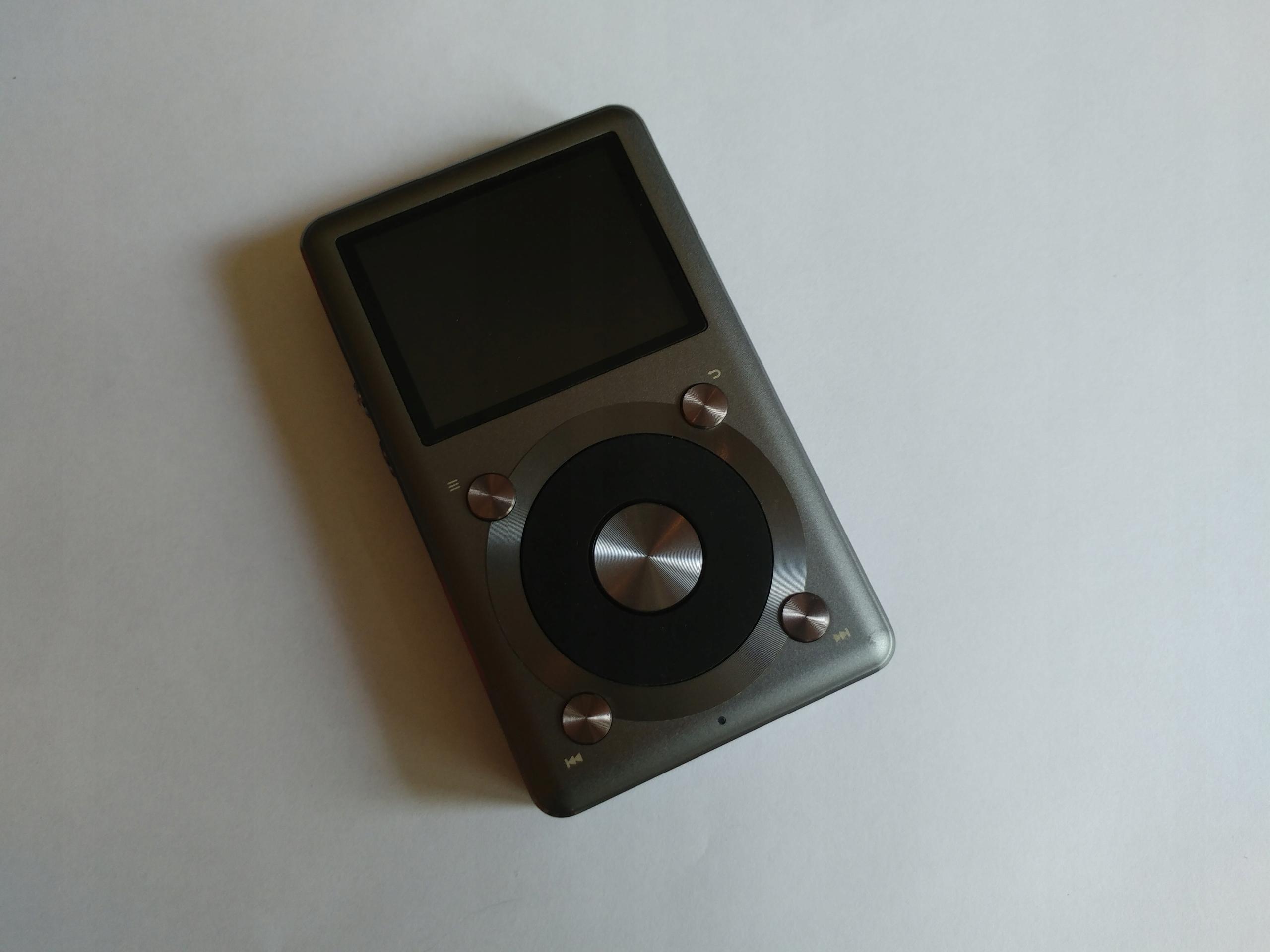 Fiio X3 II - w pełni sprawny + karta SD 64 GB