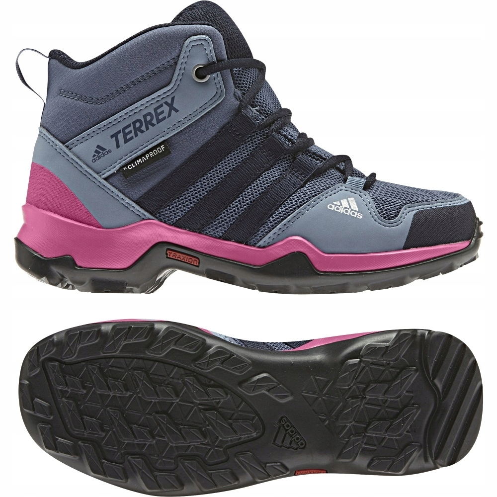 Buty adidas Terrex AX2R MID CP AC7976 # 38 7599159615