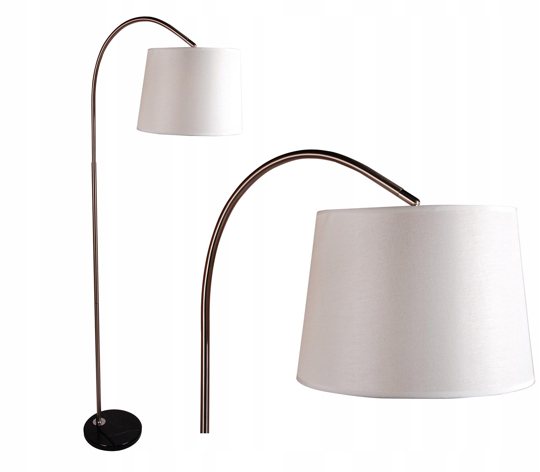 Lampa Podłogowa Stojąca Super Jakość Do Salonu 7133305690
