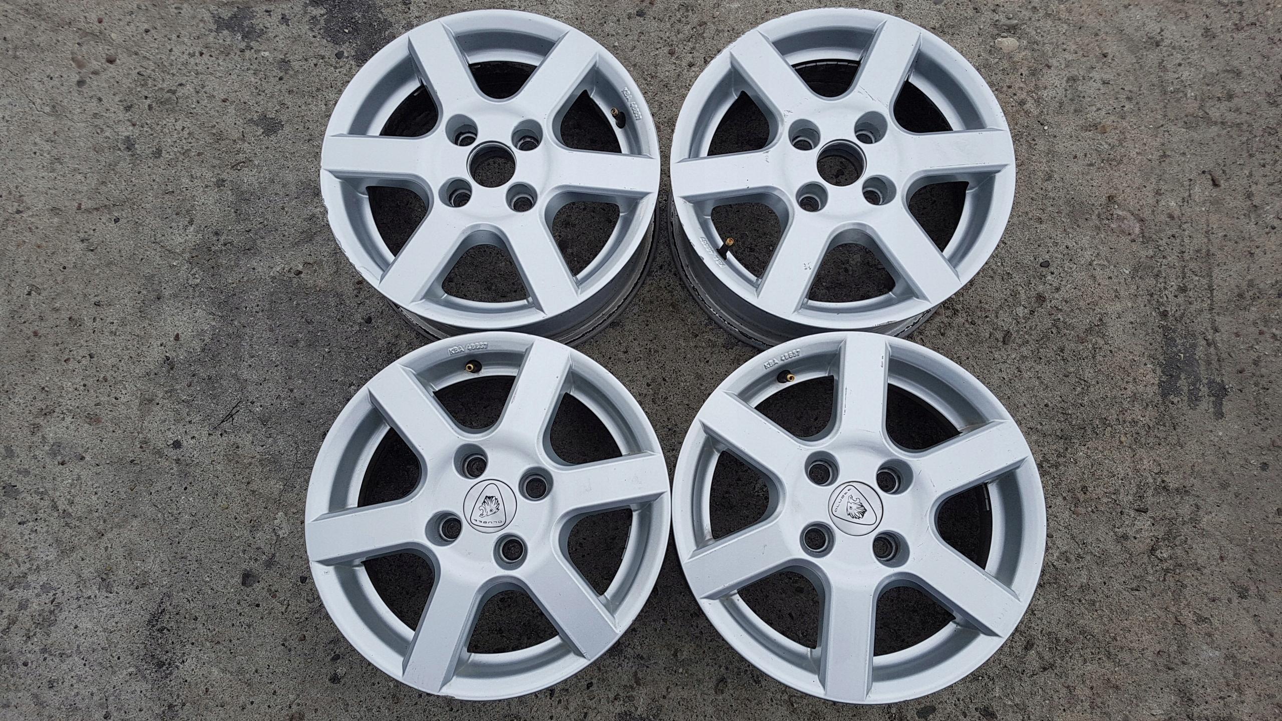 Felgi Aluminiowe 14 Toyota Aygo Citroen C1 Peugeot 7577467655