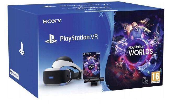Sony PlayStation VR V2 Kamera VR Worlds