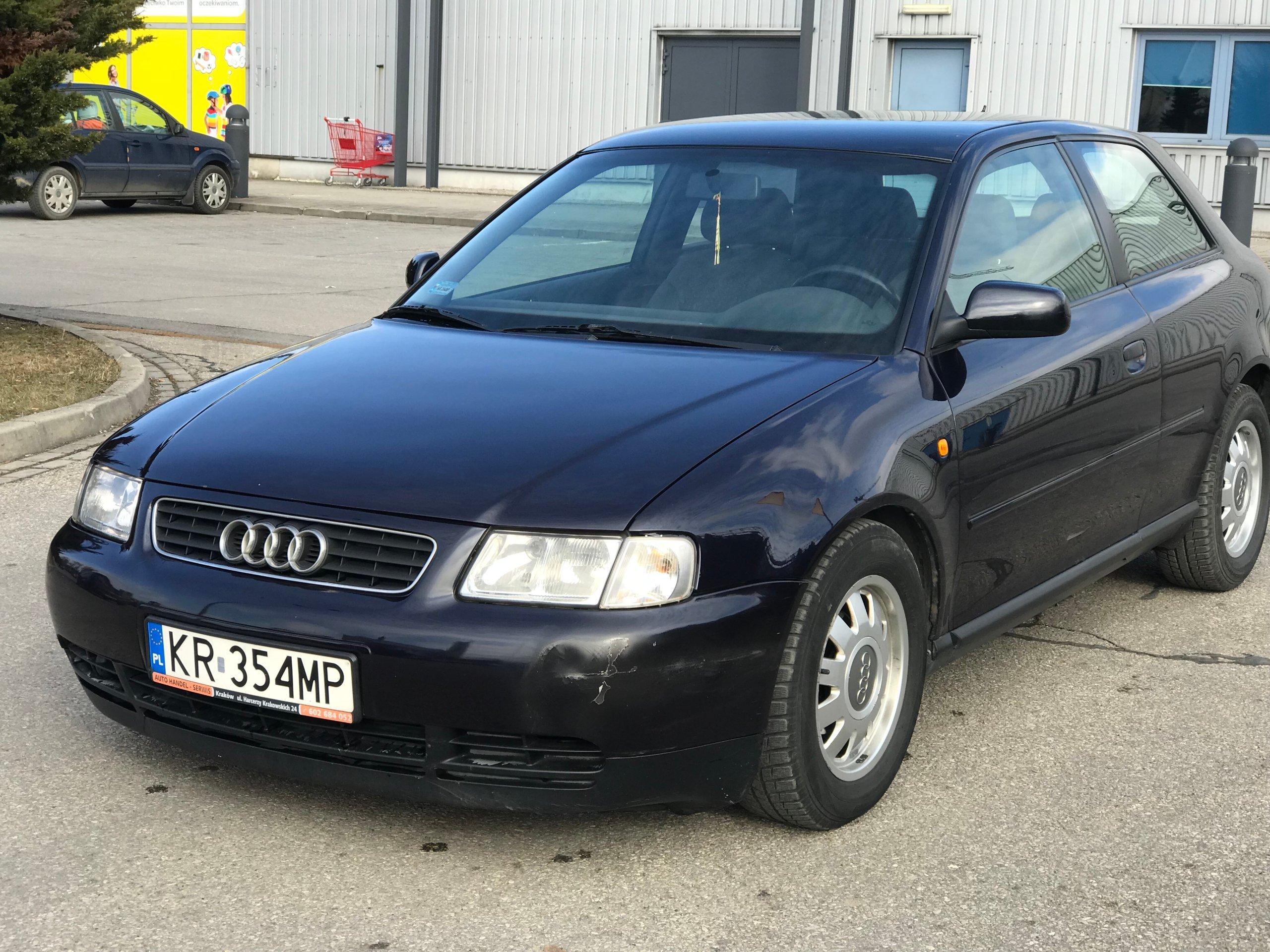 Sprzedam Audi A3 8l 7228460236 Oficjalne Archiwum Allegro