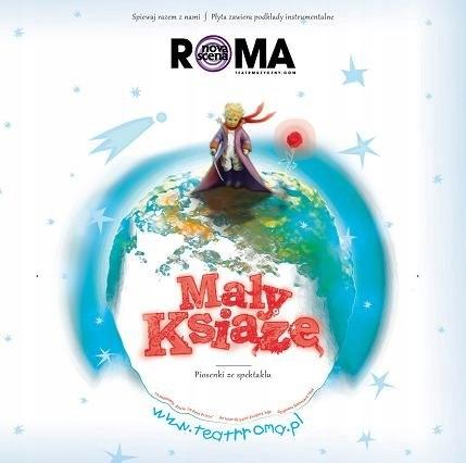 V/A MAŁY KSIAŻĘ Teatr Muzyczny Roma PIOSENKI 24h