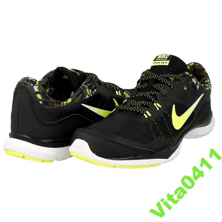 new styles ae29e 7f76f Buty Nike Flex Trainer 5 Print 749184 011 r.40 - 6847062751 ...