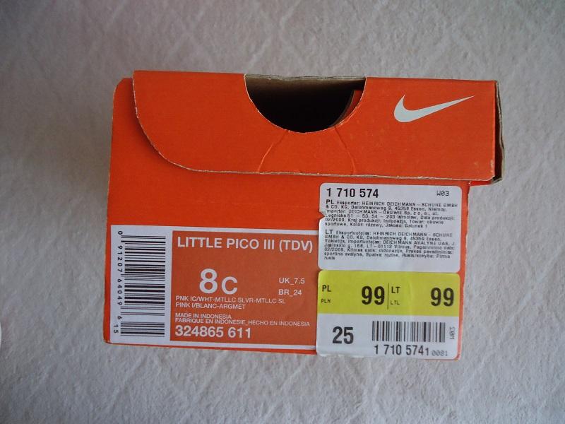 Adidaski adidasy Nike 24 25 7403081578 oficjalne