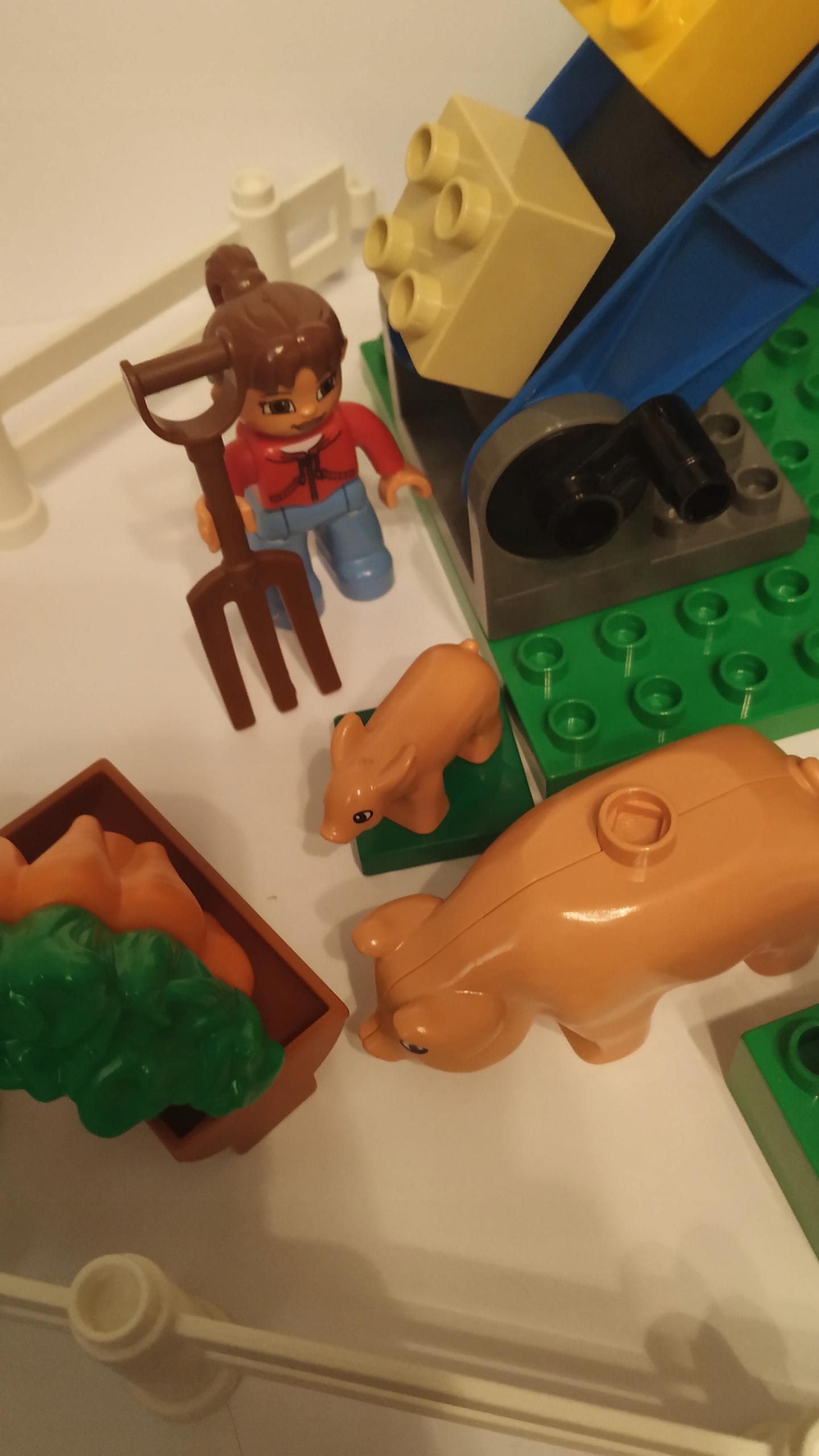 Okazja Lego Duplo 4975 Farma Quad Dla Dzieci 7748937032