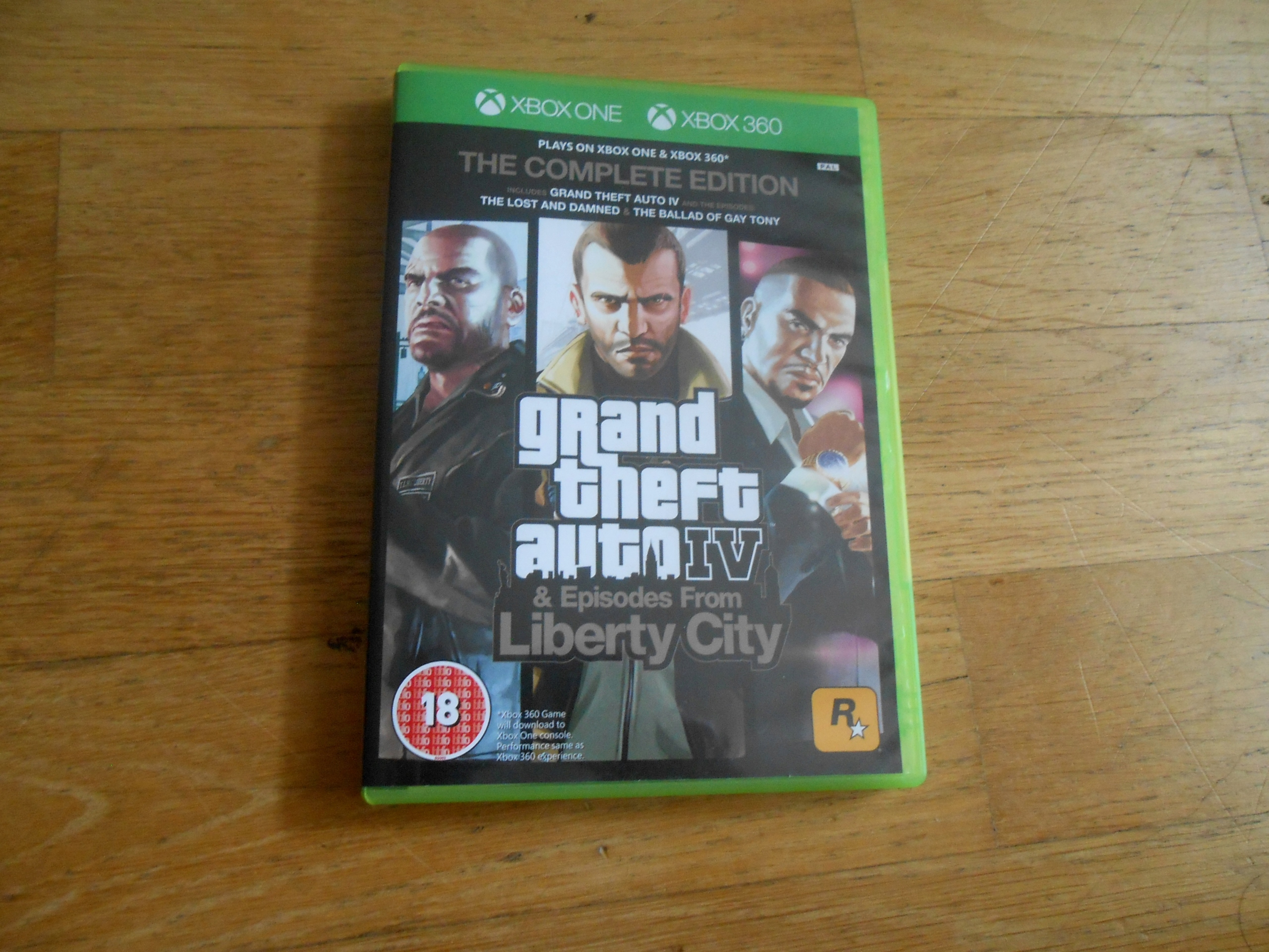Grand Theft Auto 4 Lost and Damned Randki