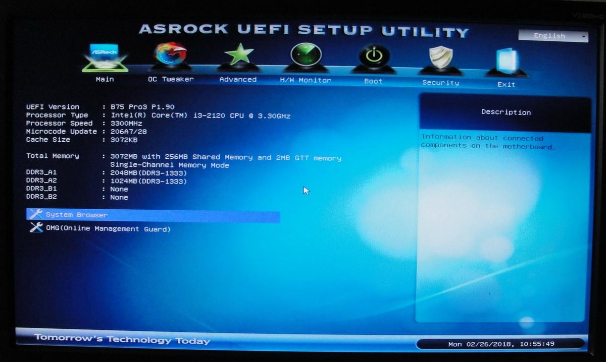 ASRock B75 Pro3 + Intel i3 3 3GHz Overclocking !!!