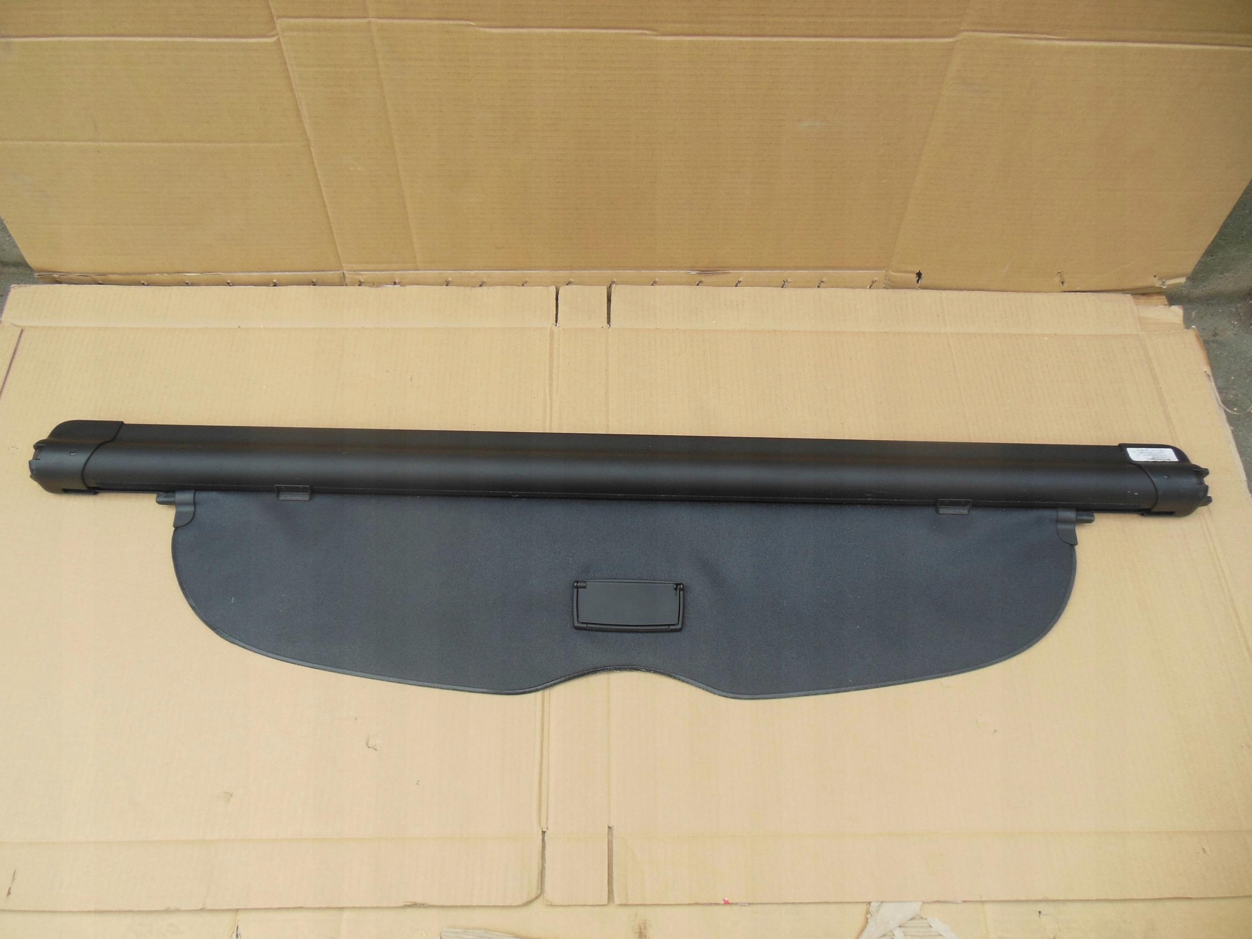 Bardzo dobra Roleta bagażnika TOYOTA Avensis T27 kombi 11-15 - 7542871659 KP69