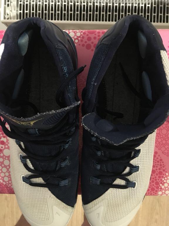 best sneakers d2409 eb2a5 Buty Jordan Melo M12 Yankees Nike 49,5 33cm 15us (7319024602)