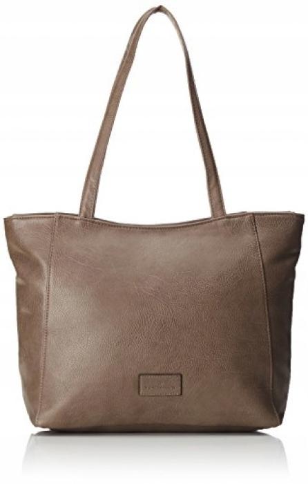 ac52b58387489 Tom Tailor Acc Miripu, Women's Shoulder Bag, Grau - 7579169849 ...