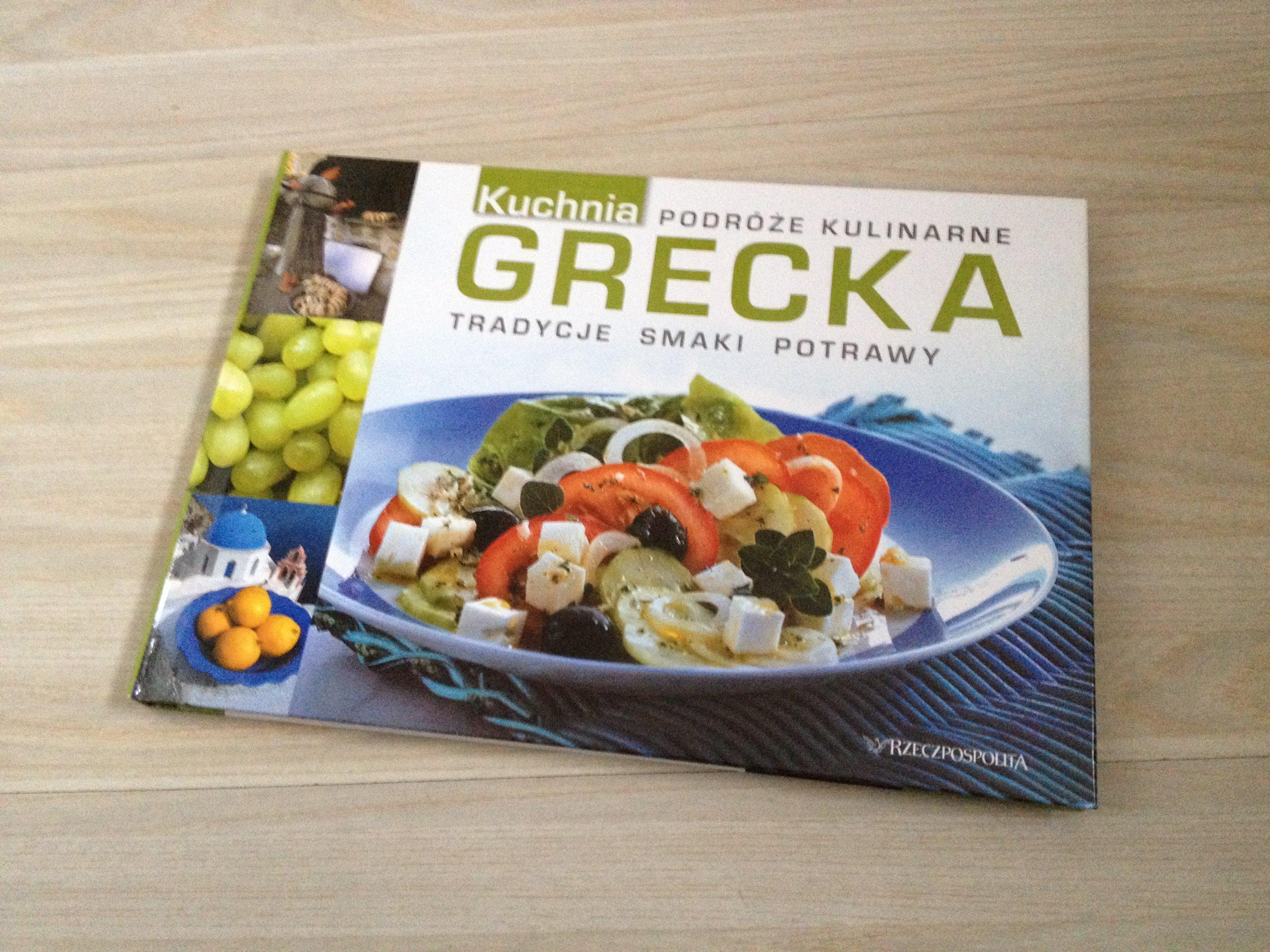 Kuchnia Grecka Podroze Kulinarne Tradycje Przepisy 7148427613