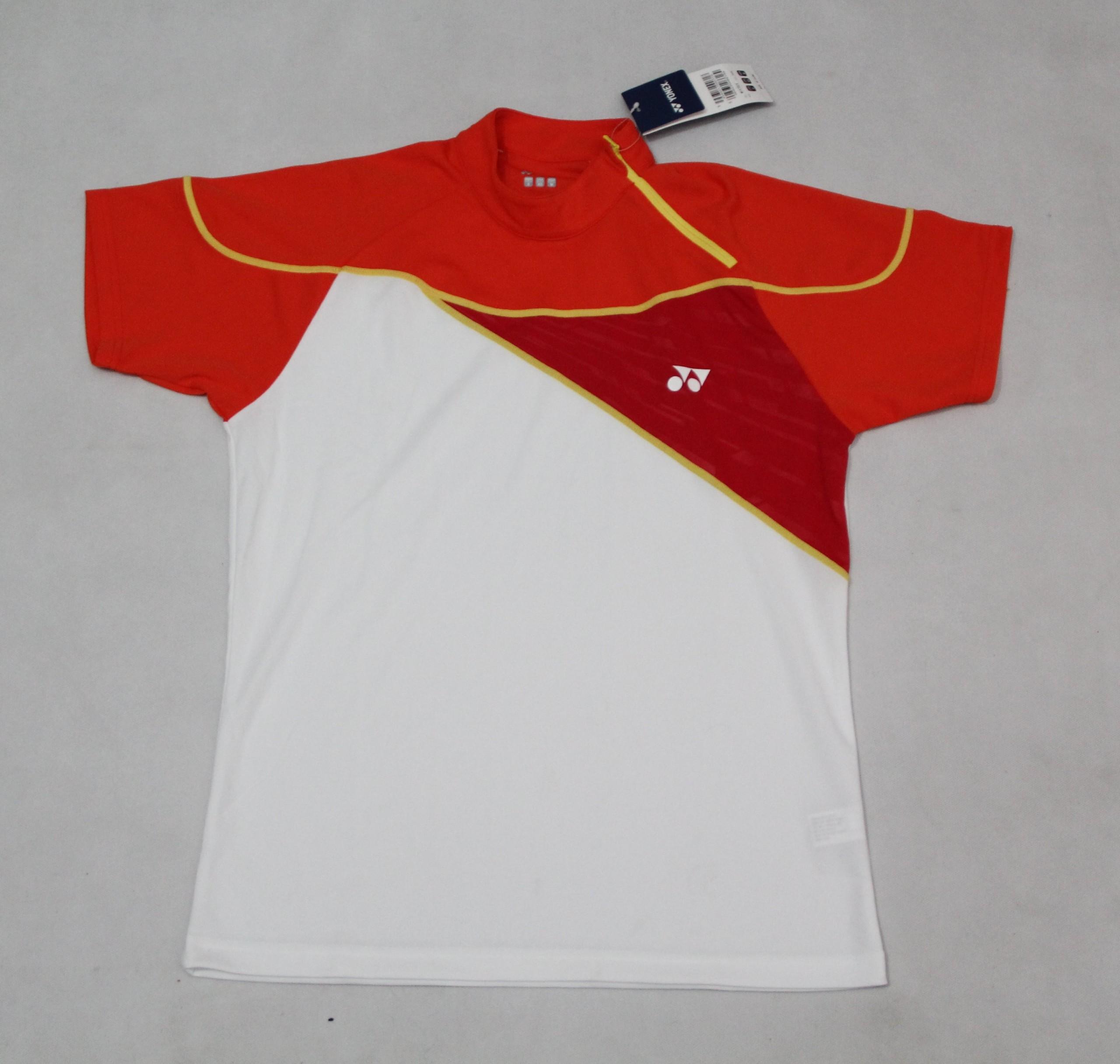 63fdbd0fa6483c Yonex Koszulka Men'S Polo Shirt - Orange (M1475Ex) - 7702533224 ...