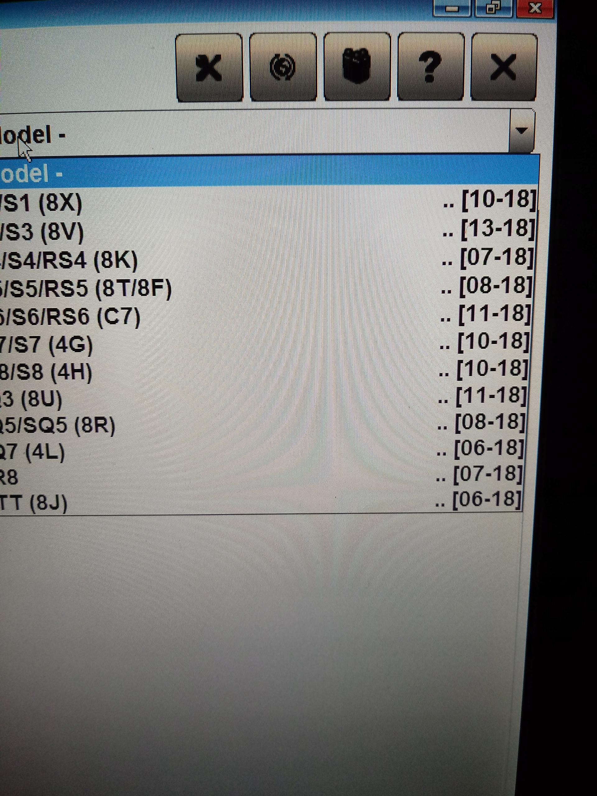 Super interfejs program diagnostyczny snooper wurth wow - 7743179055 HJ91