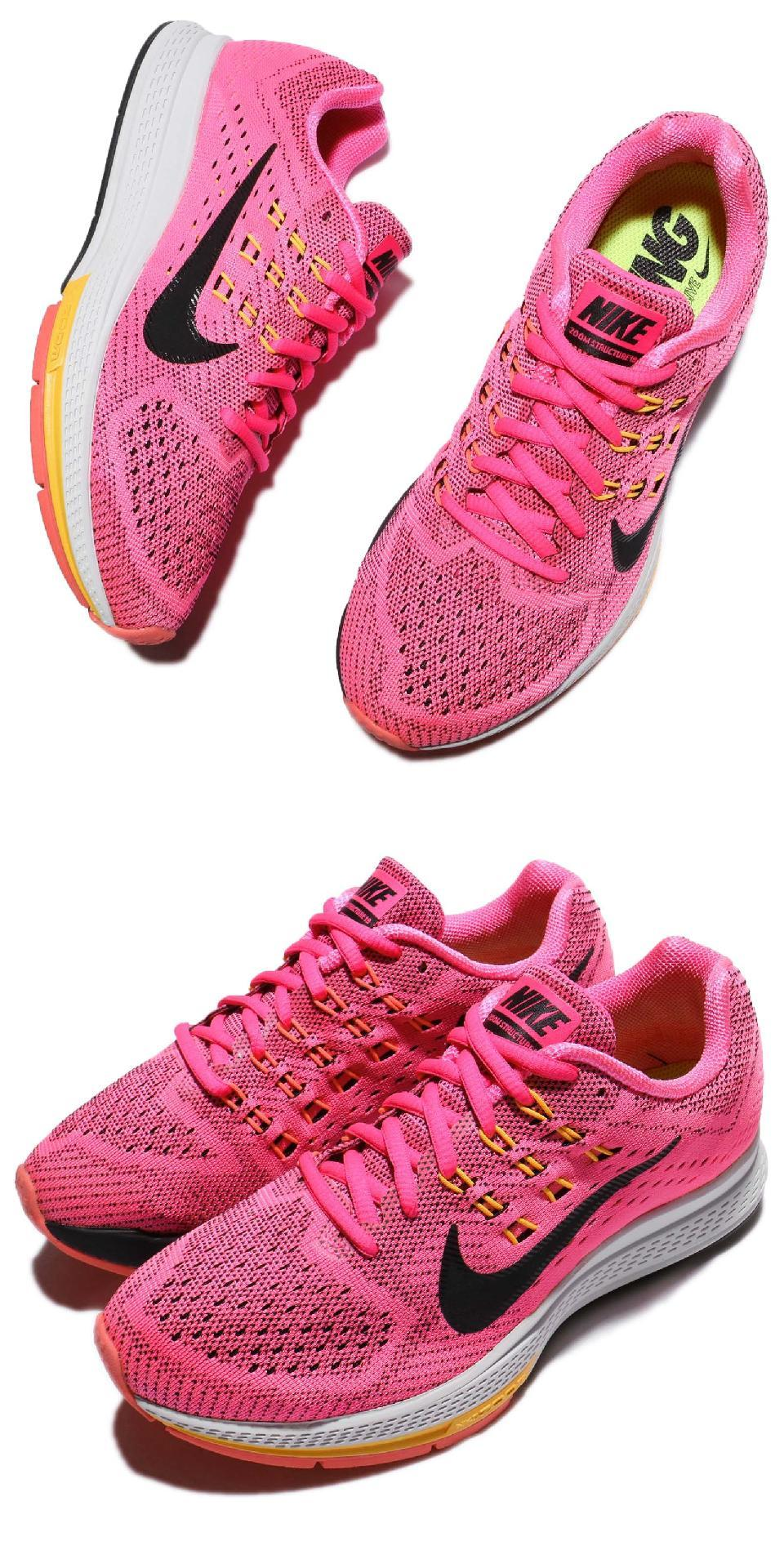 sale retailer bb27a a5336 BUTY NIKE AIR ZOOM STRUCTURE 18 683737 608 R.40,5 (7220729597)