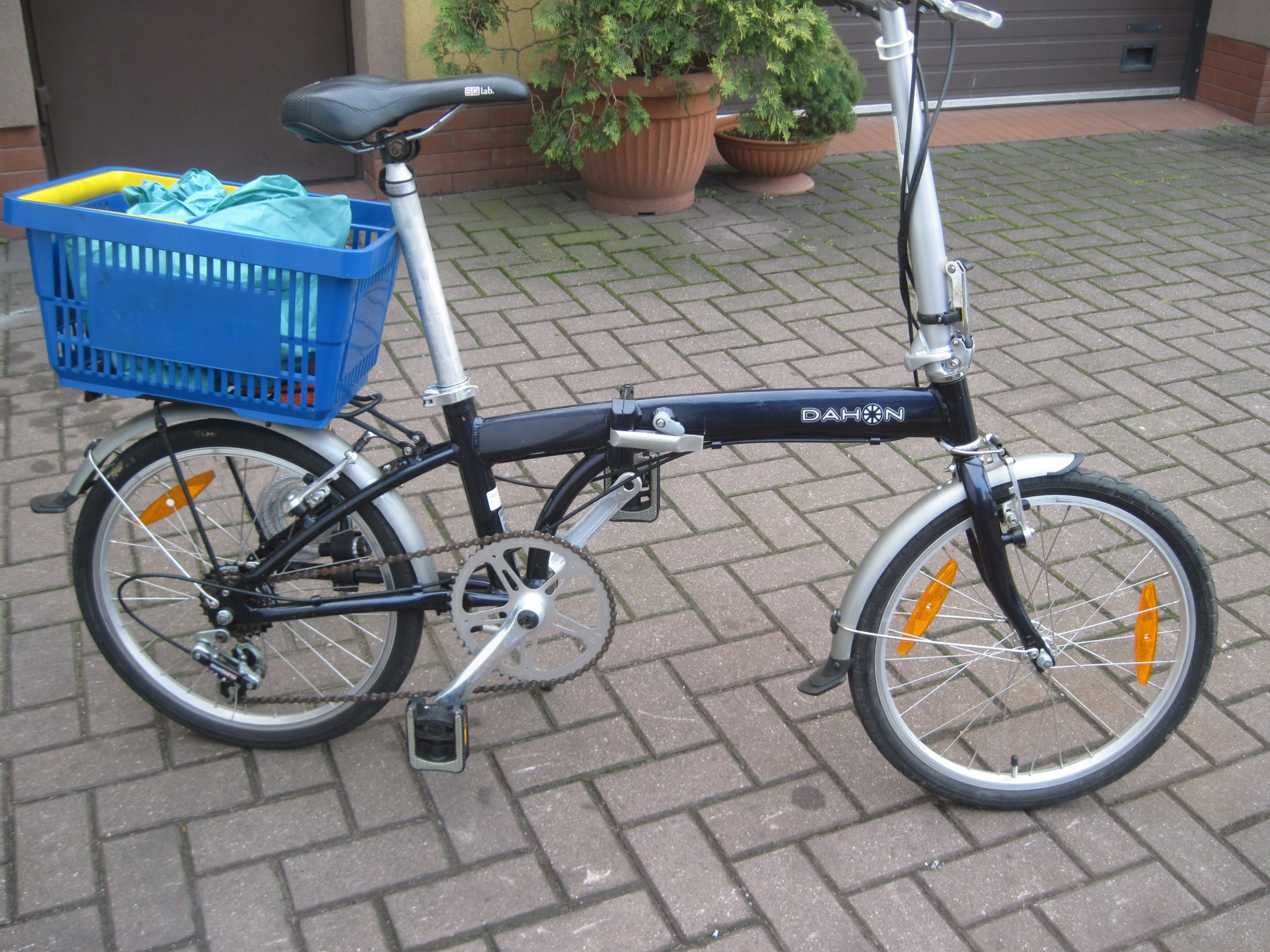 Rower składany Dahon