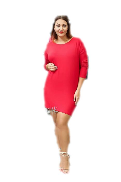 17dc675613 Taffi Sukienka serce czerwona 36-48 - 7028499583 - oficjalne ...