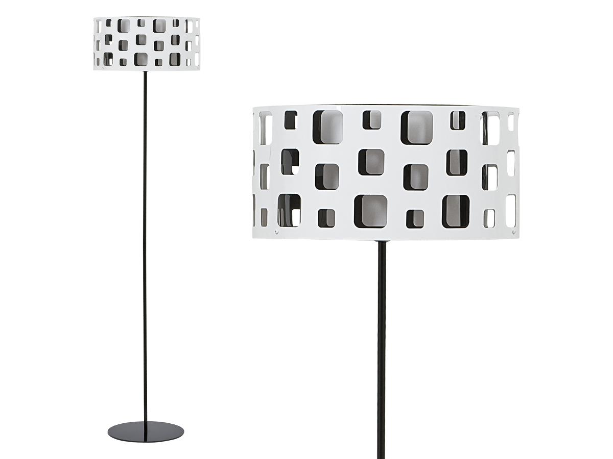 Lampa Podłogowa Stojąca Mallow White 5226 Gratis 7142321460