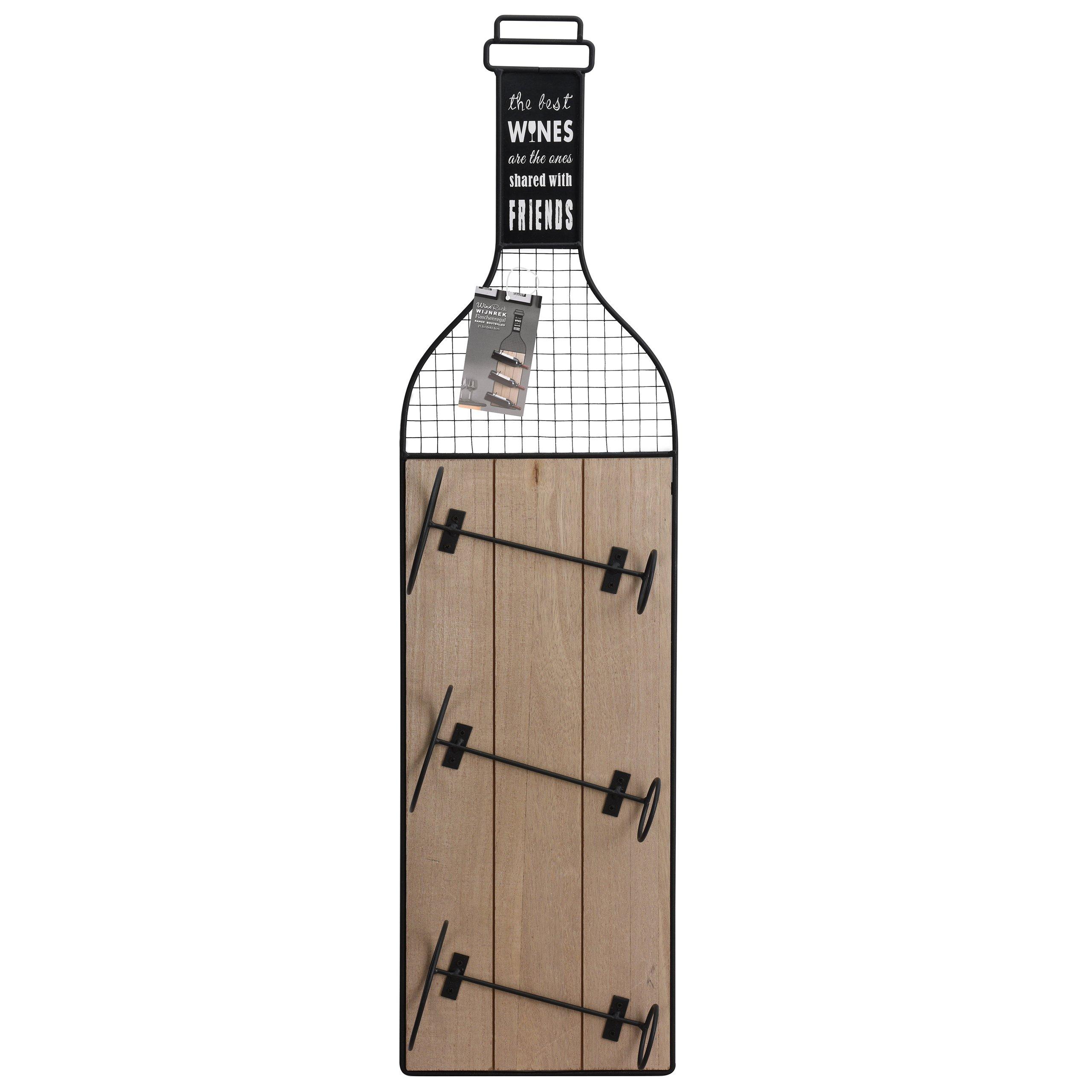 Uchwyt Na Wino Alkohol Wina Butelki Stojak 6551775703