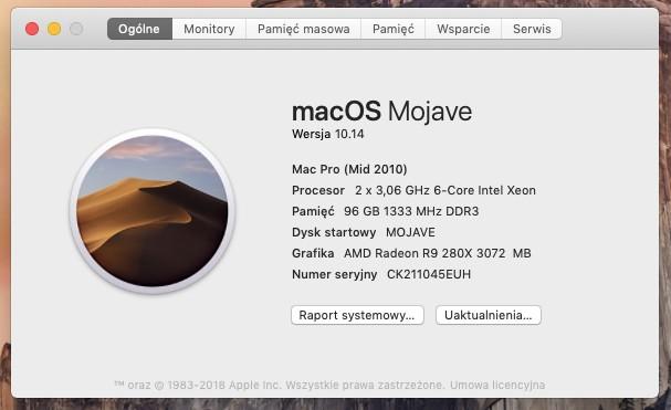 MacVidCards AMD Radeon R9 280X 3 GB Apple Mac Pro