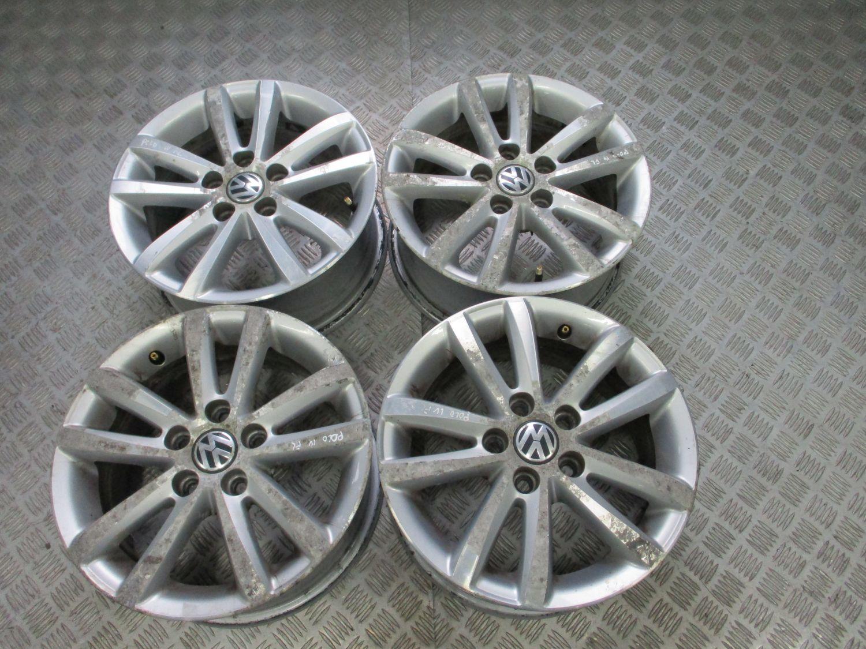 Felgi Aluminiowe Vw Polo Iv 9n Fl R14 6j Et43 7200406604
