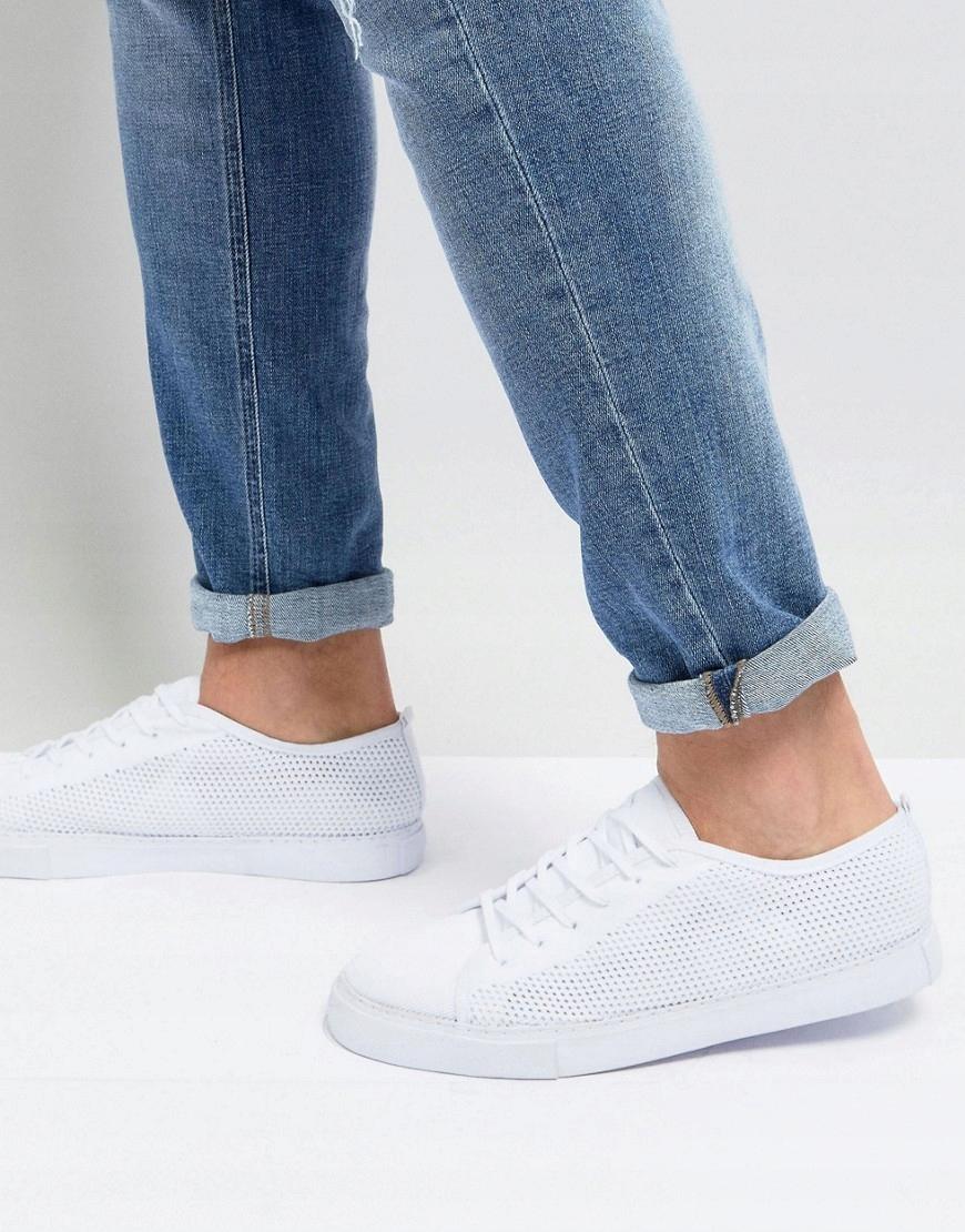 wielki Czarne Sneakersy, Vans CHUKKA Trampki niskie