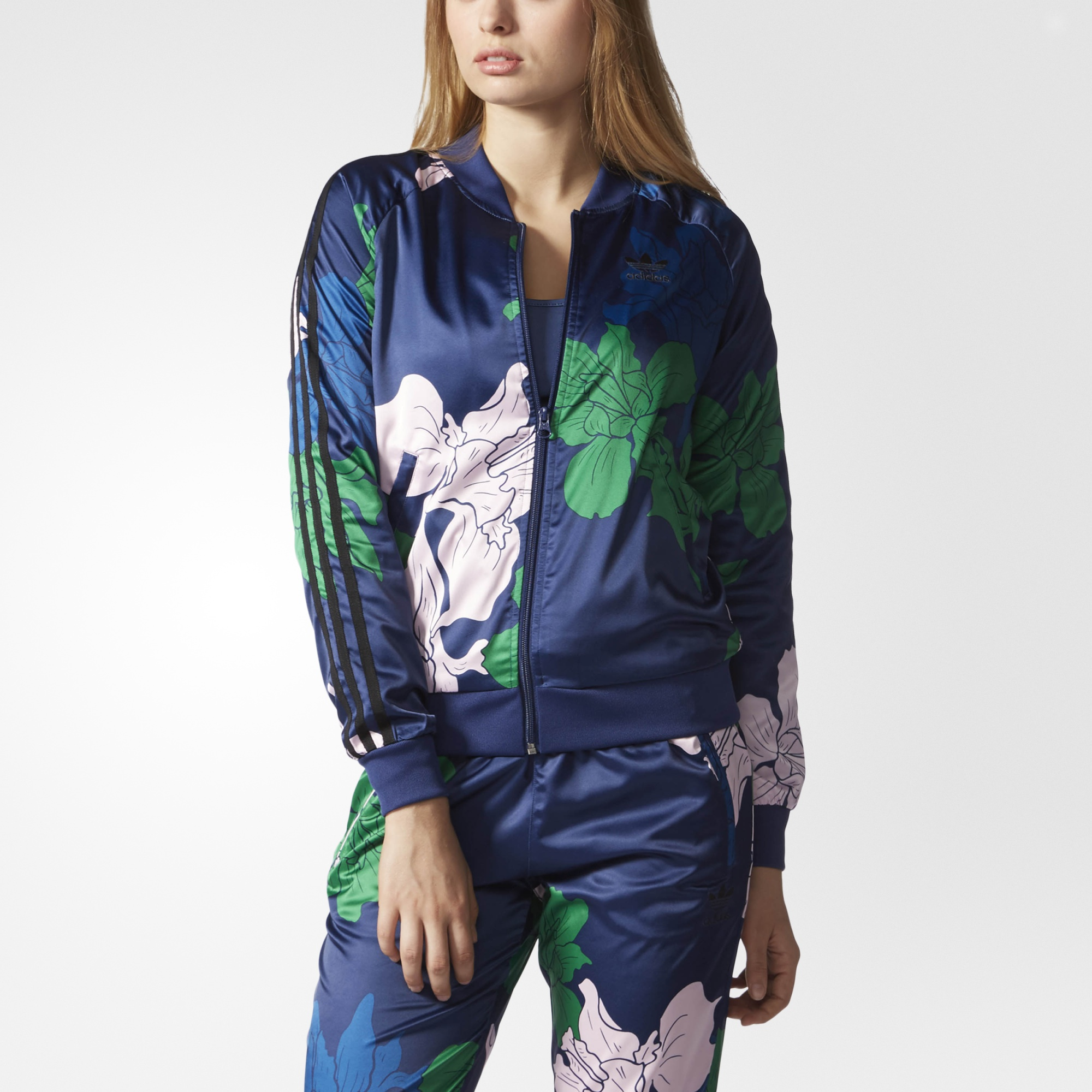 Adidas Originals Floral Engraving Supergirl r. XXS