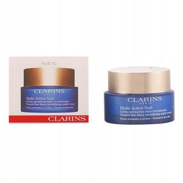 Krem Nawilżający Multi-active Clarins