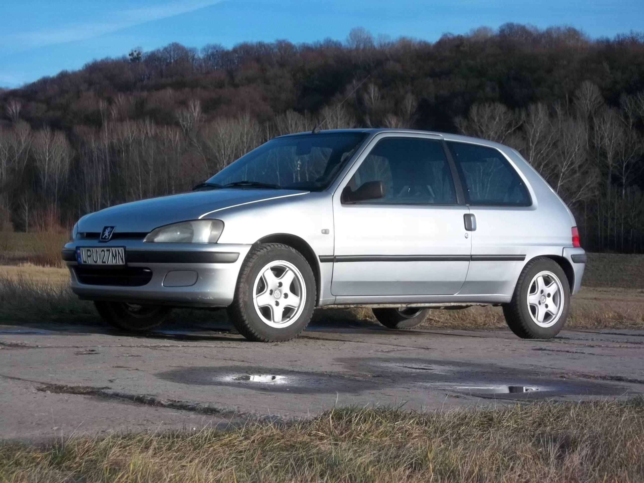 Peugeot 106 1.6 8v SWAP, KJS OKAZJA!!!